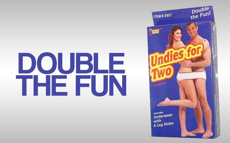 Fundies Undies for two underwear