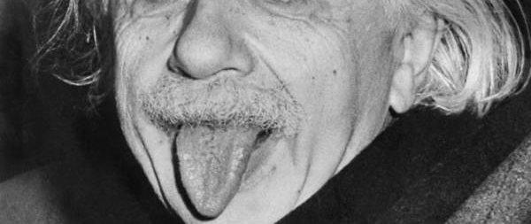 Einstein Langue